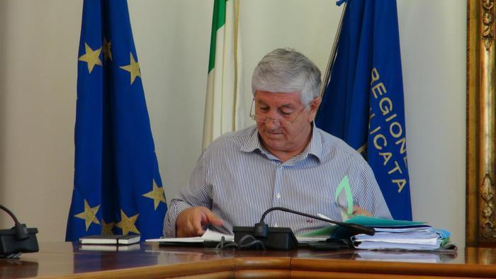 Basilicata Cupparo candidatura Zes Jonica