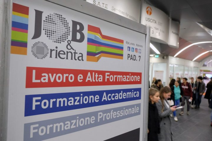 Ministero Istruzione partecipa alla JOB&Orienta