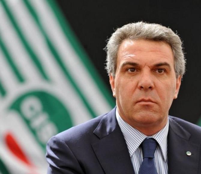 Luigi Sbarra Cisl più risorse lavoro