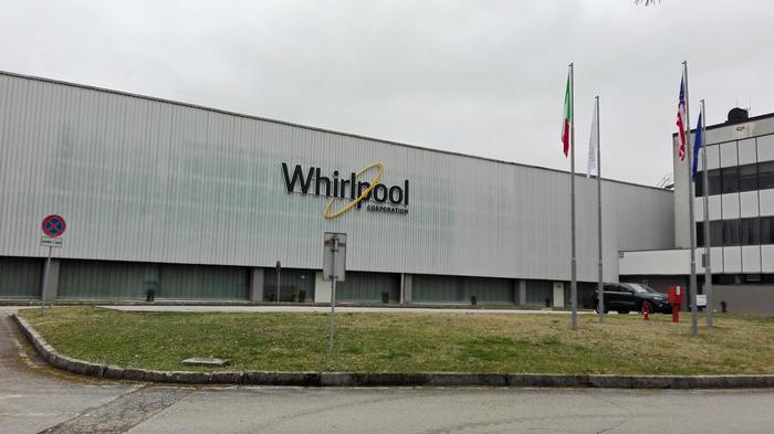 Whirlpool invisibili in movimento