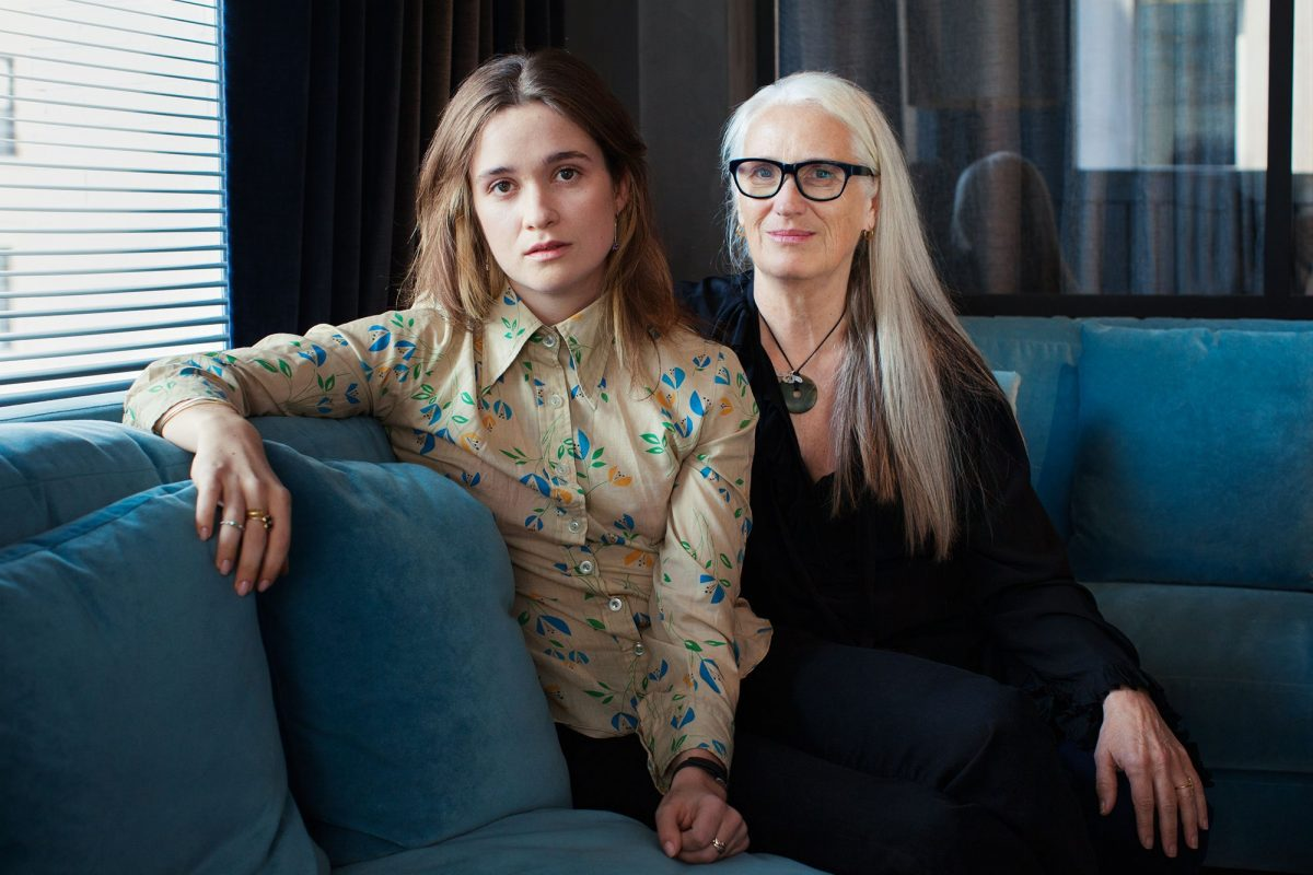la donna del cinema che ha supportato altre donne, jane campion