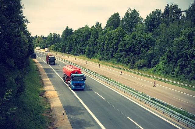 Interporto traffico merci treni